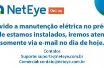 (Portuguese) PROBLEMAS TÉCNICOS NA NETEYE