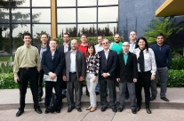 NetEye participates in the gaucha business mission to Silicon Valley in USA