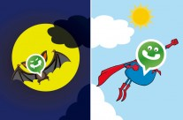 WhatsApp for PC, practicality or just another time sucking vampire?