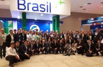 (Portuguese) Diretor da NetEye participa do Congresso Mundial de TI, em Brasília.